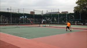 東京理科大学Ⅱ部体育会硬式庭球部