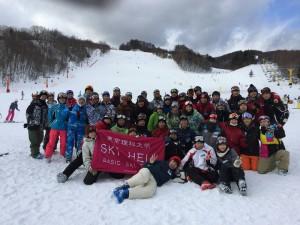 基礎スキーサークルSKIHEIL